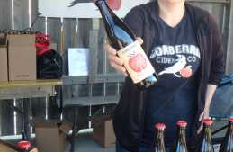 Corberrie Cider